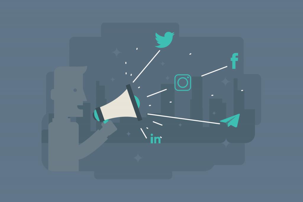 برندینگ شبکه های اجتماعی, social media branding