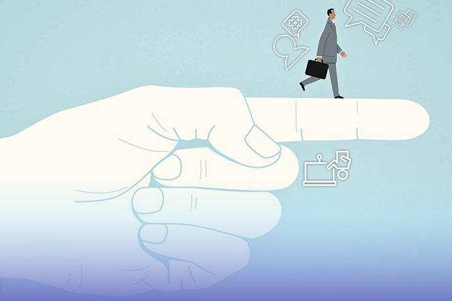 حرکت در جهت مأموریت شرکت